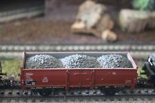 MARKLIN HO 4431 goodscar with coal, wagon de charbon, wagon gevuld met kool