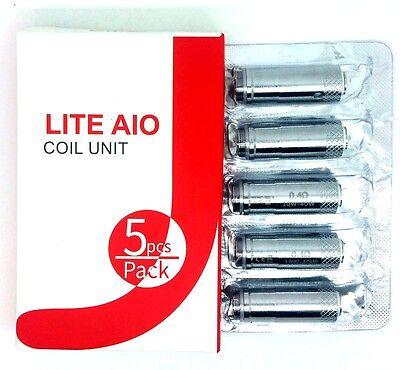 100% Original Jomo Tech Lite AIO 40W Sub Ohm Tank Coils 0