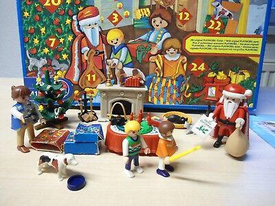 """Accurato Playmobil Set 4150 """"vigilia Di Natale"""" Usato-nd"""" Gebraucht It-it"""