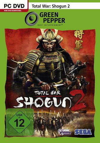 1 von 1 - Total War: Shogun 2 (PC, 2016, DVD-Box)