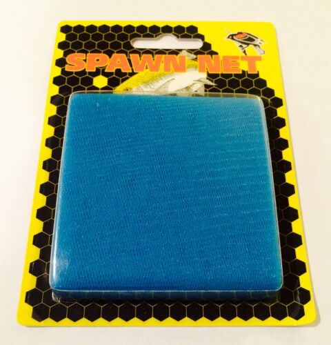 EGG SACK SPAWN SAC MESH BLACKBIRD SPAWN NET by REDWING TACKLE BLUE