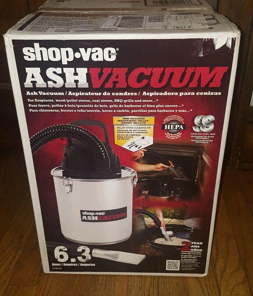 Difference Poele A Granule Et Pellet shop-vac 4041300 ash vacuum, stainless steel, 5 gallon