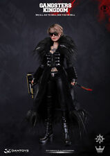 Dam Toys Damtoys 1/6 Anime Gangsters Kingdom Spade 6 Ada Keira Knightley Domino