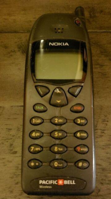 Nokia 5190 Pacific Bell Digital Pcs Gsm Cellular Phone Bundle Pack Plus Extras For Sale Online Ebay