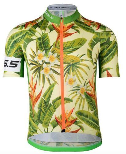 Q36.5 Jersey Short Sleeve R1 Flower Power