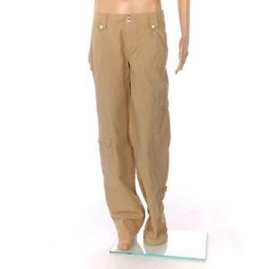 MAC-Jeans-Pantalon-leger-en-coton-marron-claire-travailleur-taille-36-W-28-WP-261