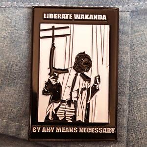 Black-Panther-Liberate-Wakanda-High-Quality-Exclusive-Enamel-Pin