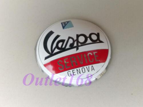 Vespa Piaggio VBA VBB PX 150 125 FL Rally Super Sprint Dome Metal Emblem Decal