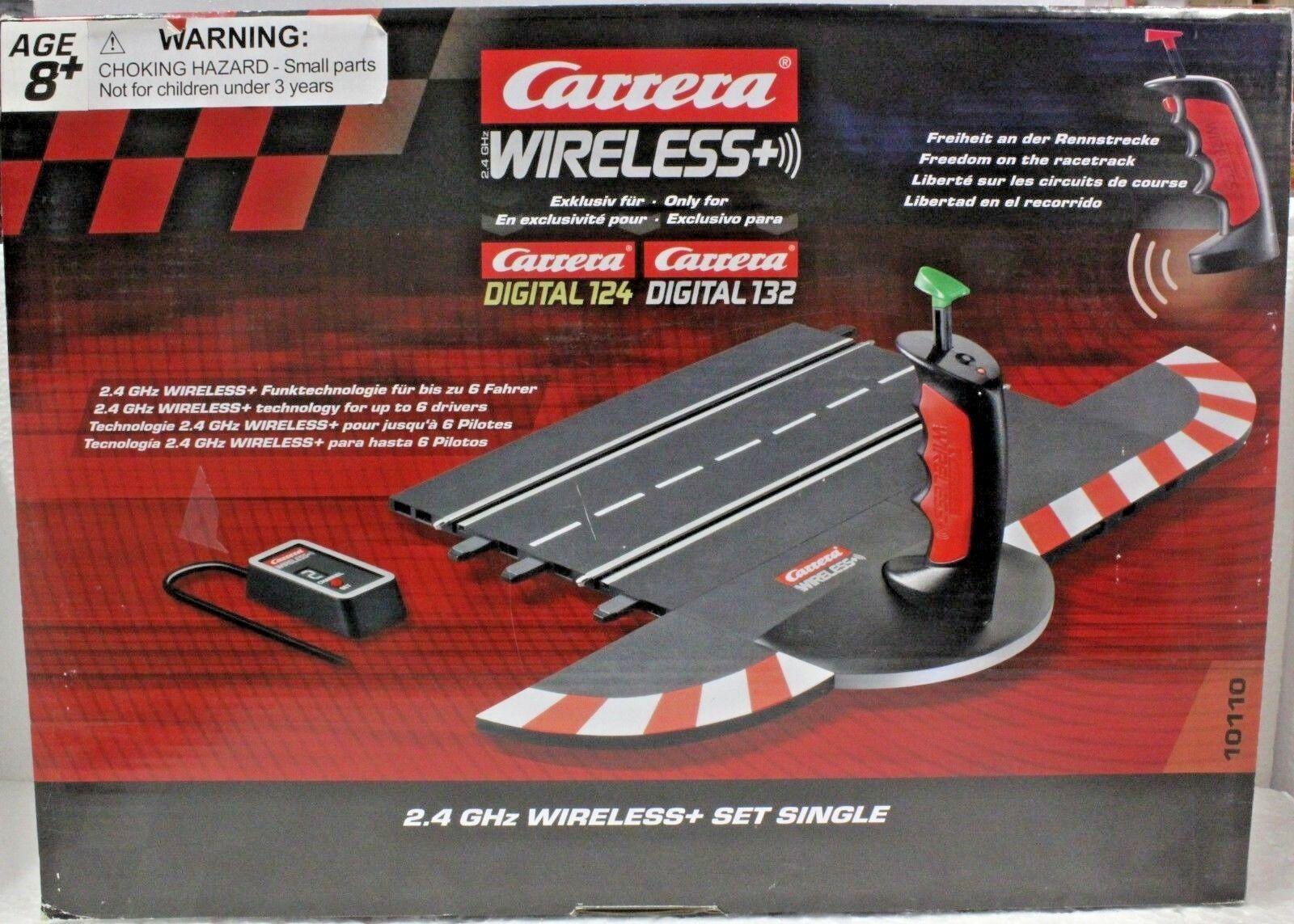 Carrera 10110 Numérique 132 sans fil 2.4 GHz Contrôleur Unique 1 24 & 1 32 SLOT