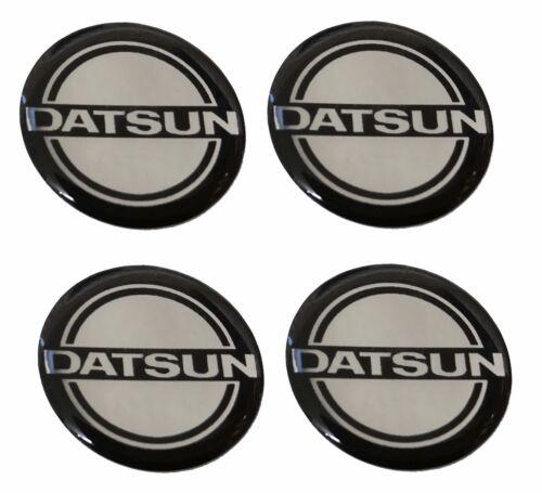 Datsun Wheel Badges 240z 260Z 280Z 300ZX 100A 120Y 160J Custom Made To Size