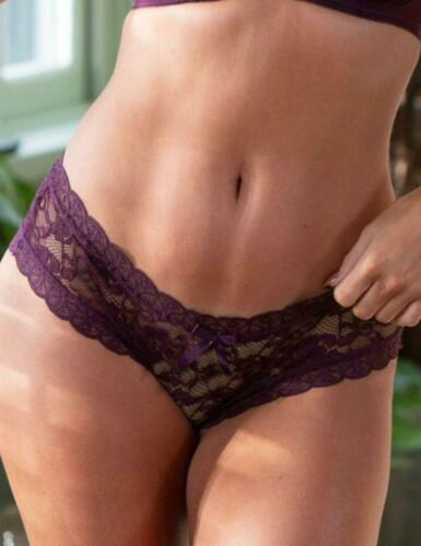 Pour Moi Rebel Shorts Brief 84003 New Lingerie Womens Lace Knickers