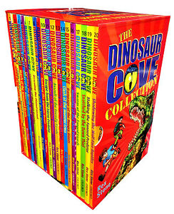 Dinosaur-Cove-Series-Collection-Rex-Stone-20-Books-Box-Set-Gift-Pack-Vols-1-20
