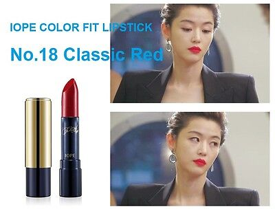 *IOPE* COLOR Fit Lipstick You Who Came From the Stars SBS Television series