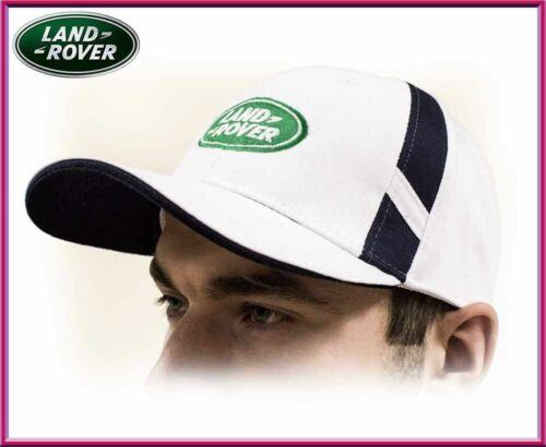 Land Rover unisex Baseball Cap Hat.100/% cotton Adjustable size!!! White colour