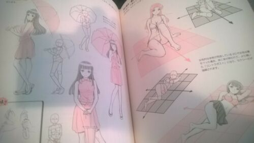 Poses and Posture. Sketching Manga Style How To Draw Manga
