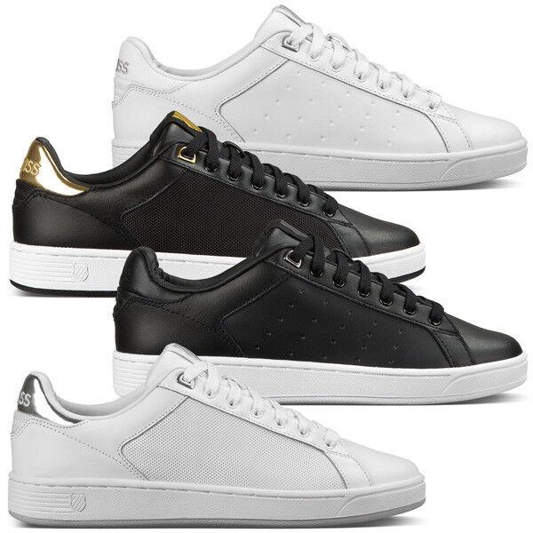 K-Swiss Clean Court CMF Mujer para Zapatos señora para Mujer zapatillas de tenis 95353 lozan Rinzler 6af8be