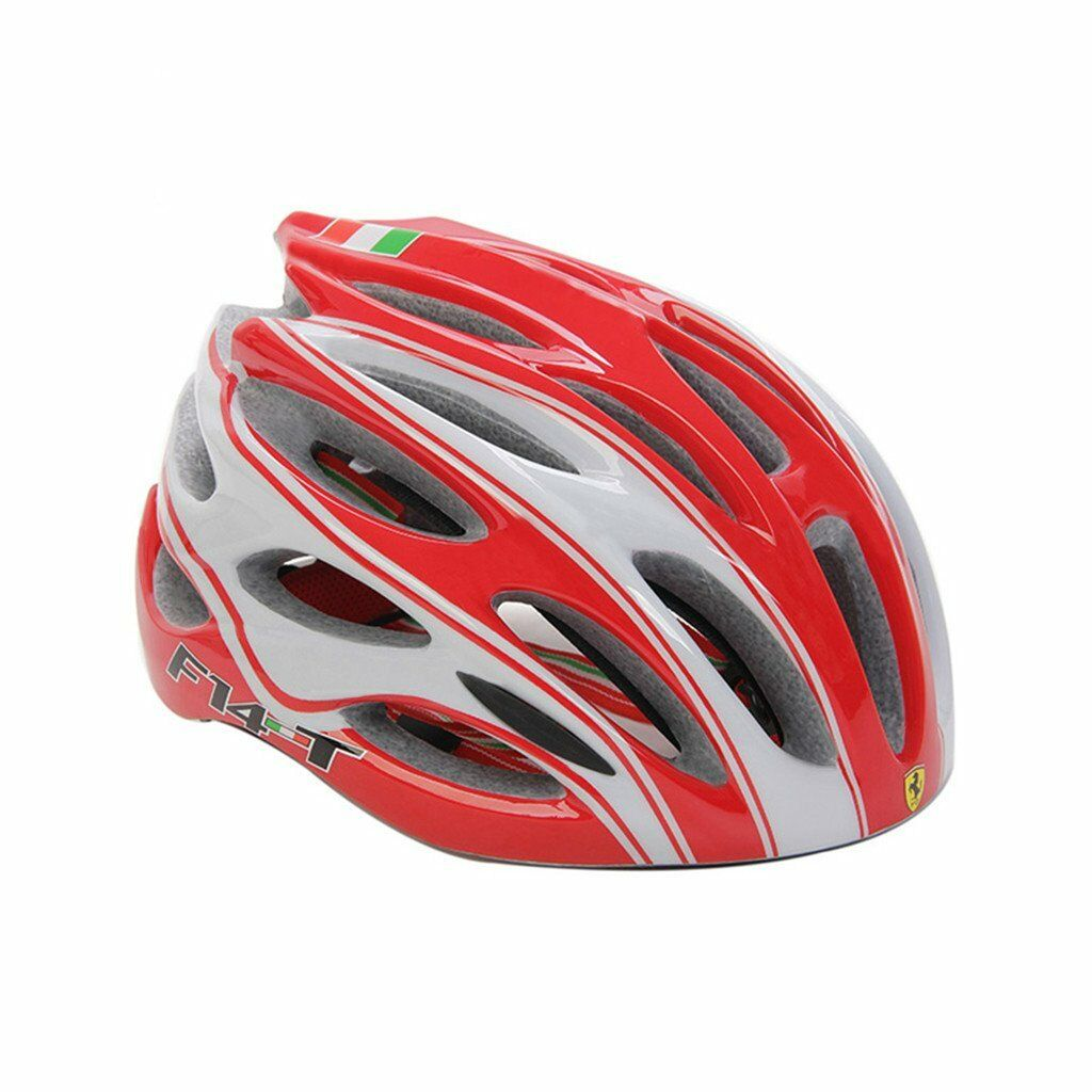 Ferrari Boy's Predective Helmet Ideal for Cycling, Skating, and other Sports