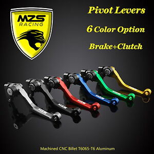 MZS-Pivot-Brake-Clutch-Levers-For-Yamaha-YZ80-YZ85-YZ125-250-YZ250F-YZ426F-450F