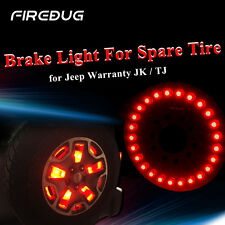 Firebug Jeep JK 3rd Brake Lights, Spare Tire Brake Lights, Jeep JK Accessories