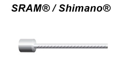 Sram JAGWIRE Gear Cable Inner Wire Elite Ultra Slick Stainless Steel Shimano