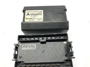 Details about 2002 - 2003 MITSUBISHI ECLIPSE GALANT FRONT ECU RELAY UNIT  COMPUTER MR563000