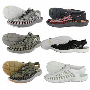 Details zu Keen Uneek Herren Sandalen Sandaletten Sommerschuhe Schuhe Halbschuhe NEU
