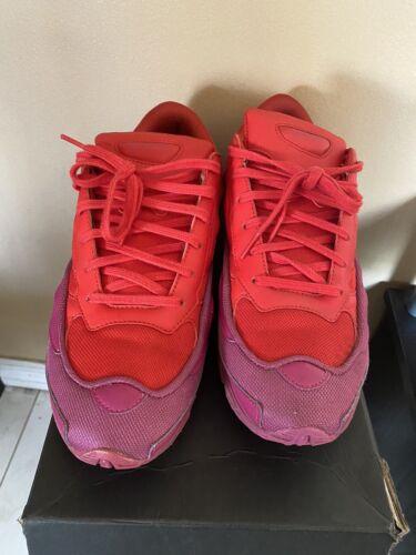 Adidas x Raf Simons Ozweego Glory Red/Purple F3426