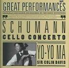 Schumann: Cello Concerto (CD, Aug-2004, Sony Classical)