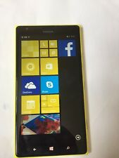 Nokia Lumia 1520 - 32GB - Yellow (Unlocked) Smartphone     GOOD CONDITION