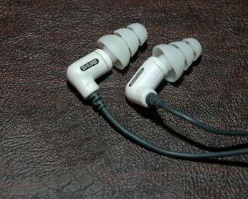 Clear Earbuds Tips for Shure SE110,SE115,SE210,SE315,SE420,SE425,SE530 PTH,SE535
