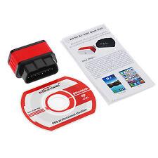 ELM327 OBDII OBD2 Car SUV Diagnostic Scanner Bluetooth Auto Scan Tool