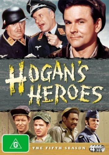 1 of 1 - Hogan's Heroes: Season 5 (DVD, 2009), NEW SEALED REGION 4