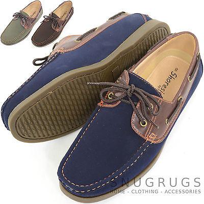 Warnen Mens Smart / Casual / Summer Lace Up Boat / Deck Shoes / Loafers Direktverkaufspreis