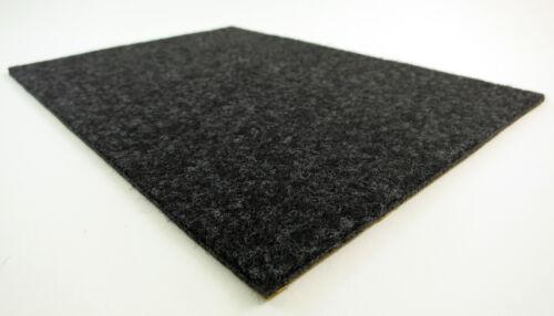 Filzplatte 20 x 20cm stark selbstklebend 2-10mm Industriequalität Filzgleiter