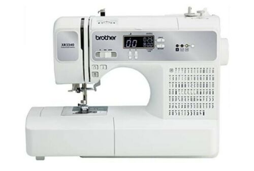 Brother XR3340 Computerized Sewing/&Quilting Machine,Qty1-Factory Remanufactured