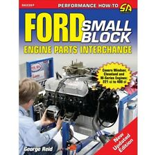 1967-1979 ford f100-150 parts buyers guide and interchange manual.
