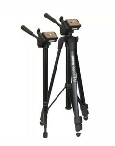 Tocad-Sunpak-6601tm-Tri-monopod-21-65-034-To-58-034-Height-4-4-Lb-Load-Capacity