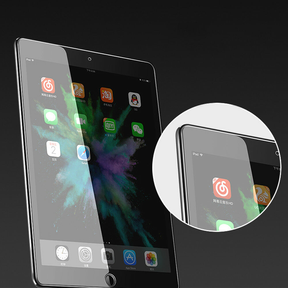 Premium Screen Protector Plastic Protective Film For iPad 2//3//4//5//6// Pro 9.7
