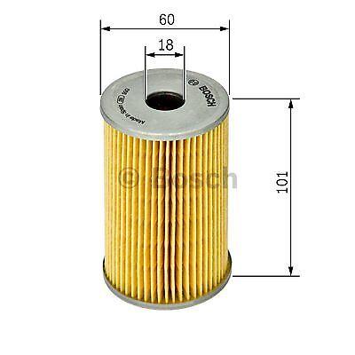 Ölfilter Filter BOSCH Filtereinsatz 1 457 429 820 Filterausführung