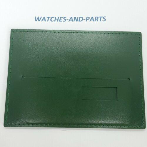Rolex Green Watch Wallet 4119209.34 GENUINE NEW ORIGINAL