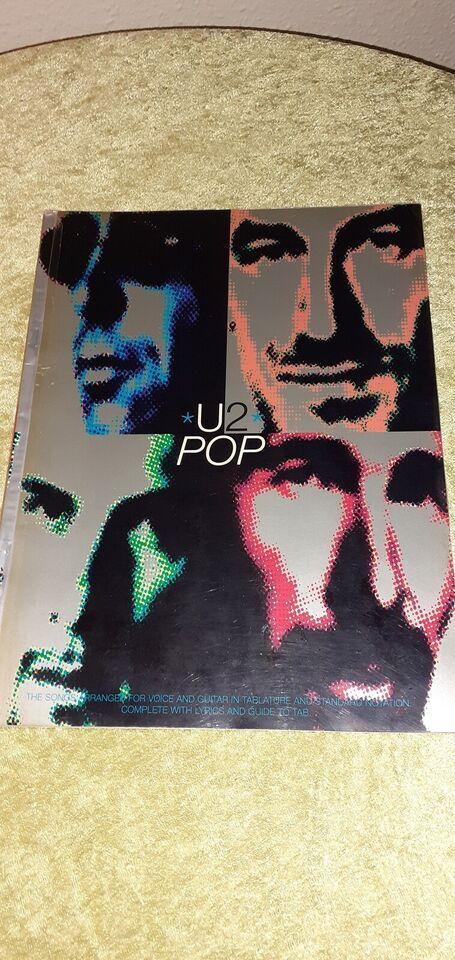 Noder- tekster. U2. Bla, Pop