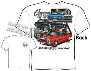 67 68 69 70 Chevelle T Shirt 1967 1968 1969 1970 Chevy Shirt Muscle Car Apparel