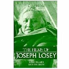 The Films of Joseph Losey (Cambridge Film Classics)-ExLibrary