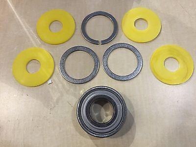 Stone 21019 Mortar Mixer Rubber Blades for 10 Cubic Feet Mixer