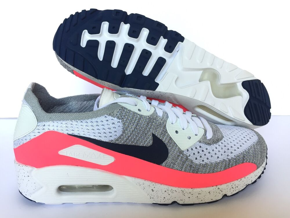Nike Air Max 90 volts Fierce Green sneaker chaussures rare uk_4 eur_36.5-