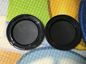 2x Front body cap for Canon FD FL mount cameras AE-1 A-1