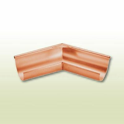 Heimwerker Fürs Dach Analytisch Kupfer Rinnenwinkel Außenwinkel Halbrund Rg 333-135 Grad Einen Effekt In Richtung Klare Sicht Erzeugen