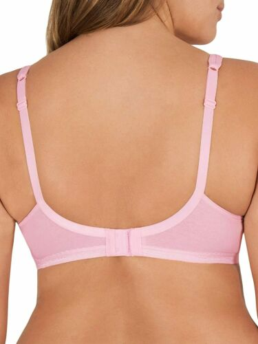 Pack of 2 Fruit of the Loom Women/'s Unlined Underwire Bra