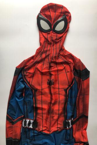 2018 New Spider-Man Homecoming Cosplay Costume Spiderman Superhero Suit Catsuit