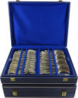 St. Saint Mark by Clementi 800 Silver Flatware Set Service 198 Pieces Italy